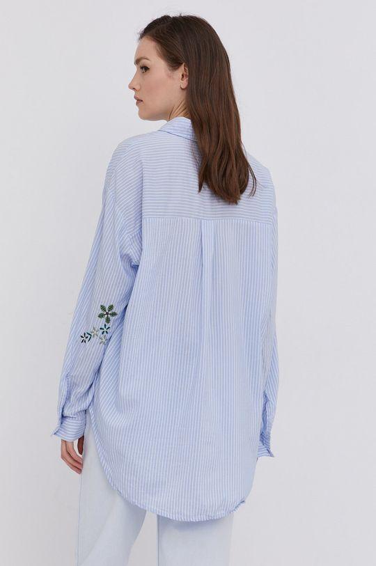 modrá Answear Lab - Košeľa