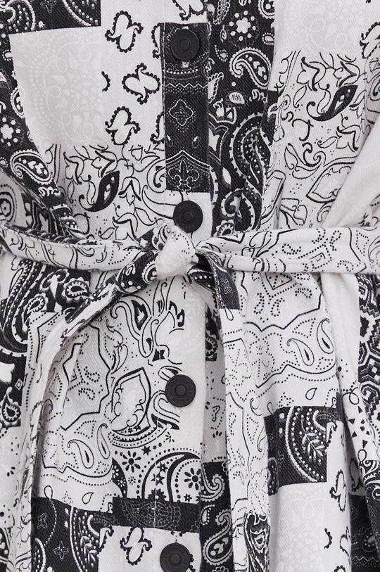 Answear Lab - Koszula bawełniana czarny