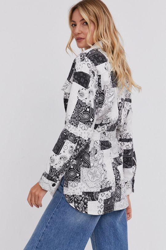 czarny Answear Lab - Koszula bawełniana