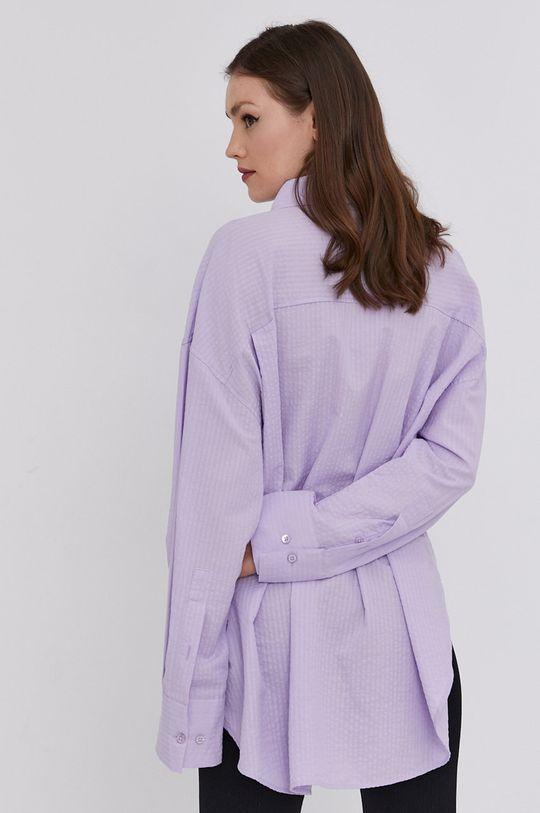 Answear Lab - Košeľa  84% Bavlna, 16% Viskóza