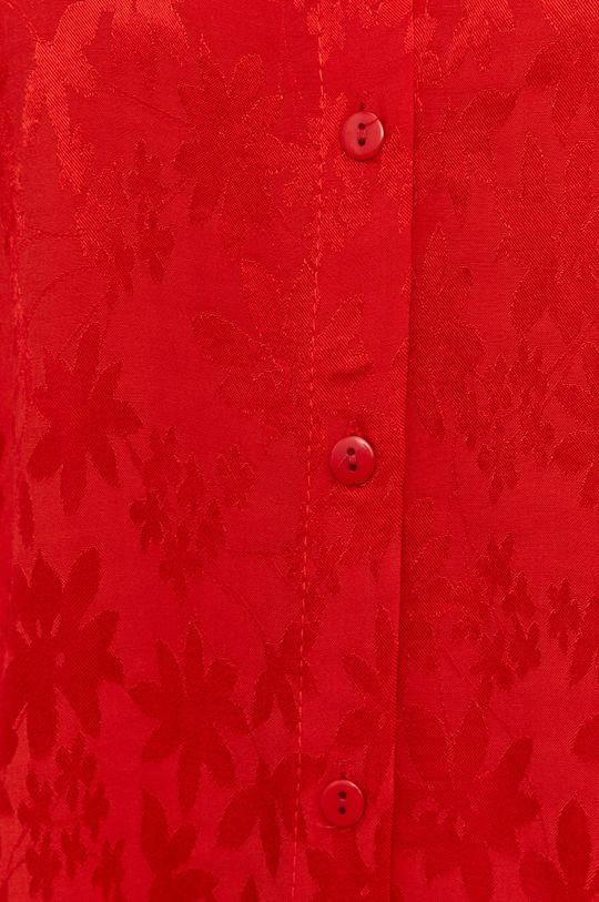 Answear Lab - Košeľa červená