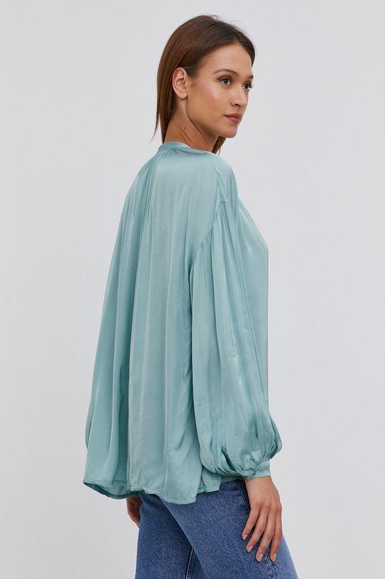 miętowy Answear Lab - Koszula