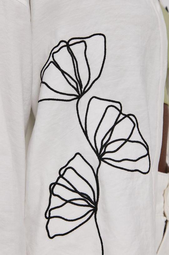 Answear Lab - Bavlněná košile bílá