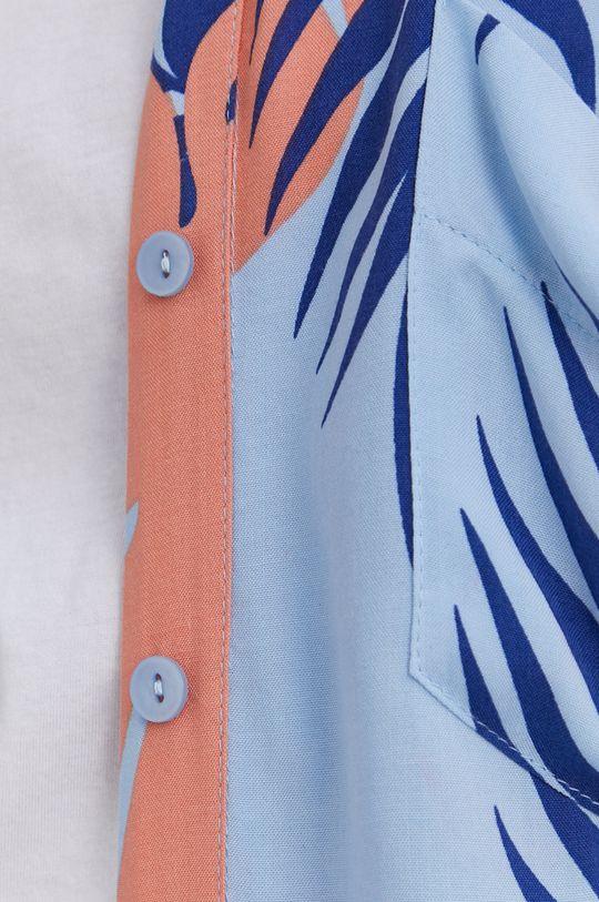 Answear Lab - Koszula niebieski