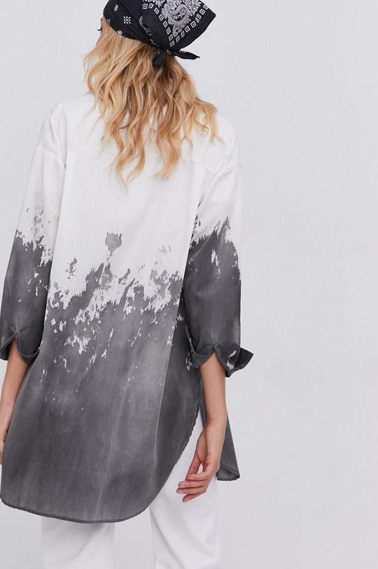 Koszula answear.LAB X kolekcja limitowana GIRL POWER, model HAND DYED Damski
