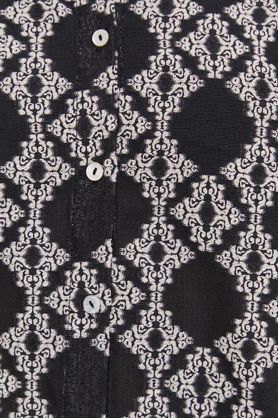 Answear Lab - Koszula 40 % Bawełna, 60 % Poliester