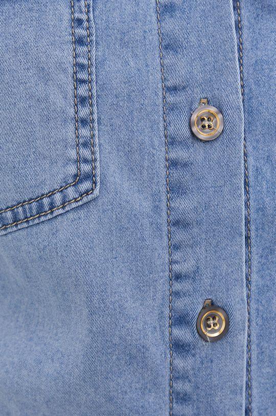Answear Lab - Džínová košile modrá