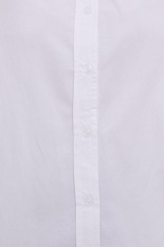 Answear Lab - Camasa din bumbac alb