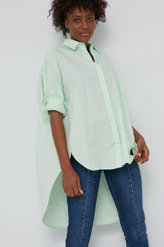 Answear Lab - Koszula zielony