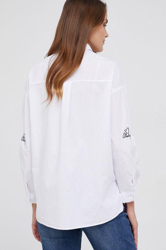 λευκό Answear Lab - Βαμβακερό πουκάμισο