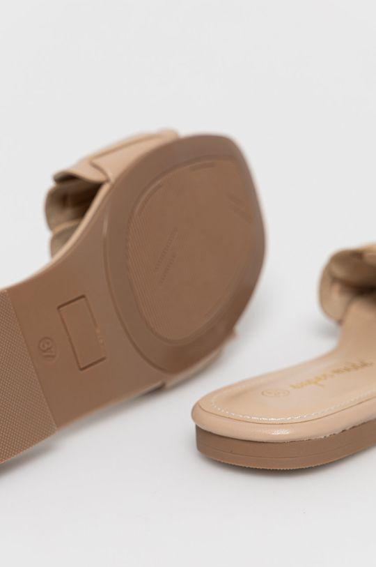 Answear Lab - Pantofle Super Mode  Svršek: Umělá hmota Vnitřek: Umělá hmota Podrážka: Umělá hmota
