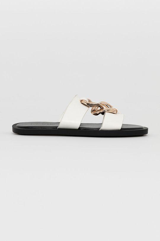 білий Answear Lab - Шльопанці Buonarotti Жіночий
