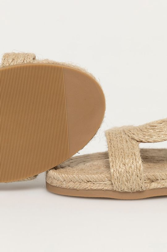 Answear Lab - Шльопанці Best Shoes  Халяви: Текстильний матеріал Внутрішня частина: Текстильний матеріал Підошва: Синтетичний матеріал