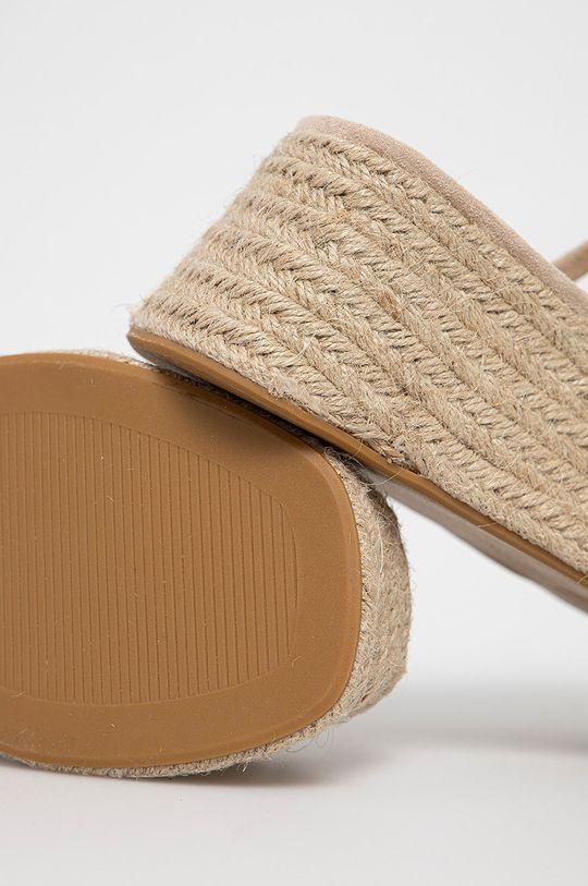 Answear Lab - Papucs  Szár: textil Belseje: textil Talp: szintetikus anyag