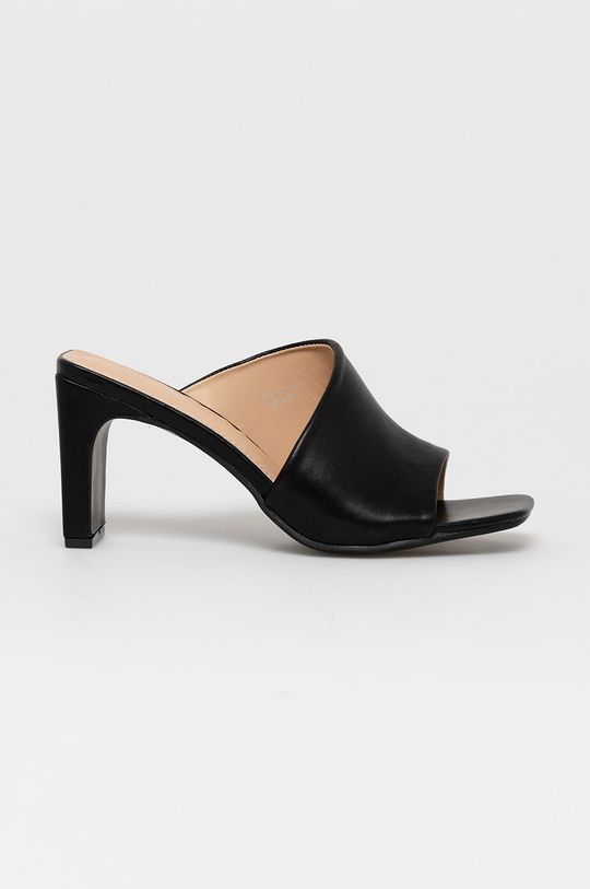 czarny Answear Lab - Klapki Sweet Shoes Damski