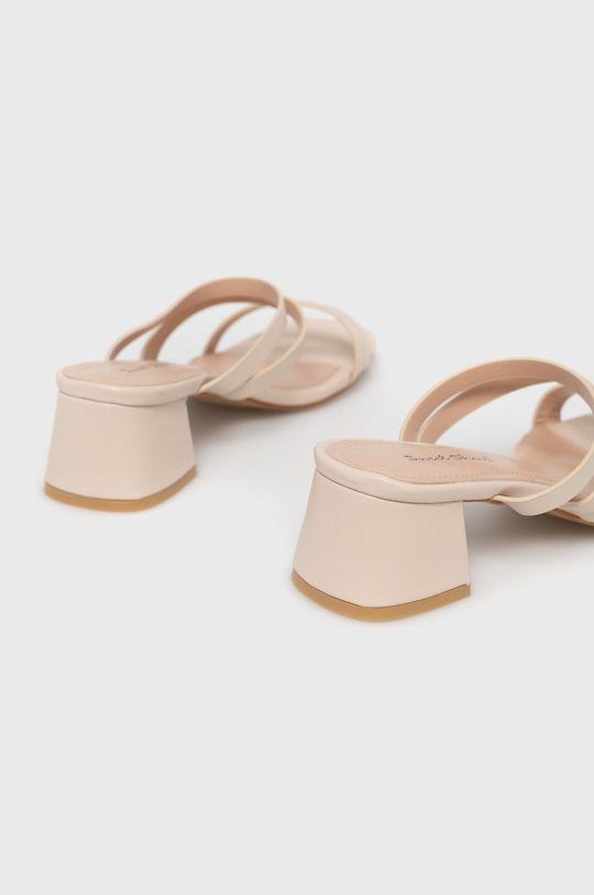 Answear Lab - Šľapky Sweet Shoes  Zvršok: Syntetická látka Vnútro: Syntetická látka Podrážka: Syntetická látka