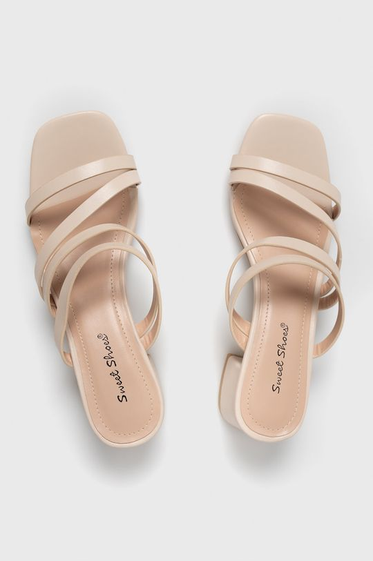 Answear Lab - Šľapky Sweet Shoes Dámsky