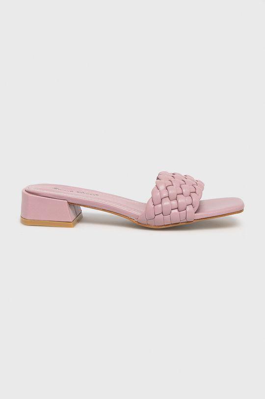 лавандовий Answear Lab - Шльопанці Sweet Shoes Жіночий