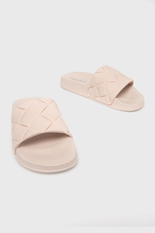 Answear Lab - Pantofle Sweet Shoes tělová