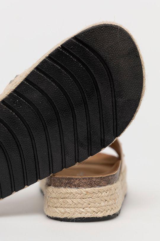 Answear Lab - Pantofle Sweet Shoes  Svršek: Textilní materiál Vnitřek: Umělá hmota Podrážka: Umělá hmota