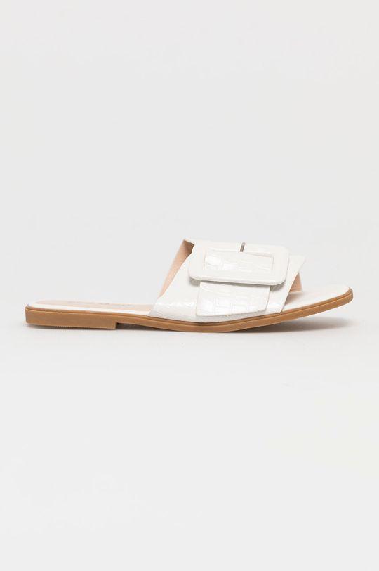 bílá Answear Lab - Pantofle Sweet Shoes Dámský