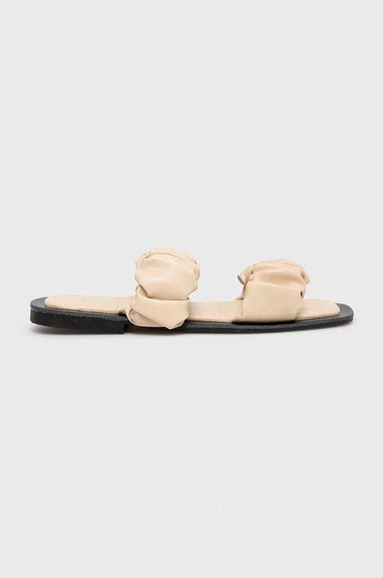 бежевий Answear Lab - Шльопанці Sweet Shoes Жіночий