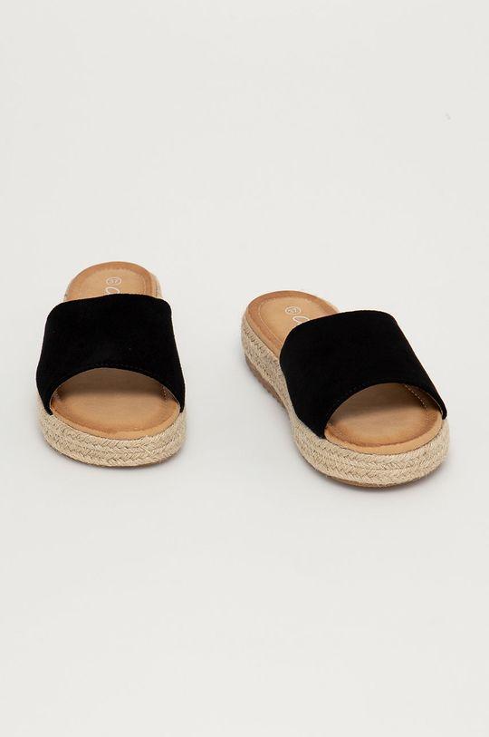 Answear Lab - Pantofle Ciaodea černá