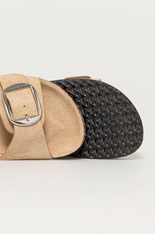 Answear Lab - Pantofle CM  Svršek: Textilní materiál Vnitřek: Textilní materiál Podrážka: Umělá hmota