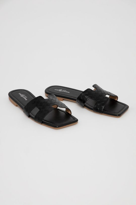 Answear Lab - Pantofle Melissa černá