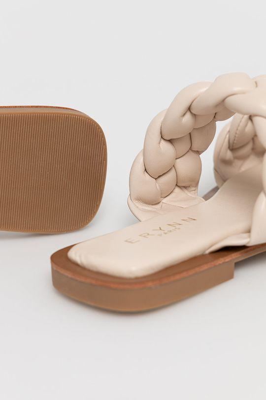 Answear Lab - Pantofle Erynn  Umělá hmota