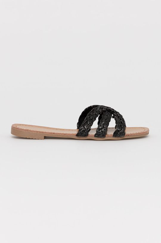 negru Answear Lab - Papuci Erynn De femei