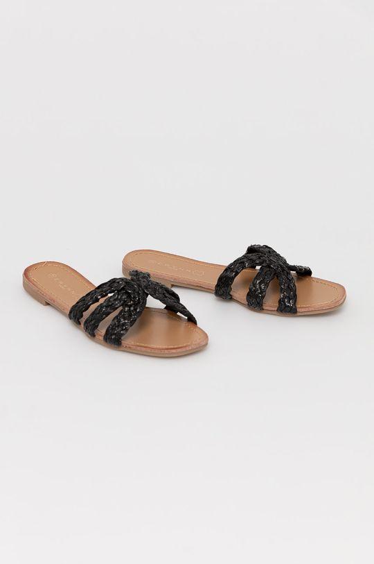 Answear Lab - Papuci Erynn negru