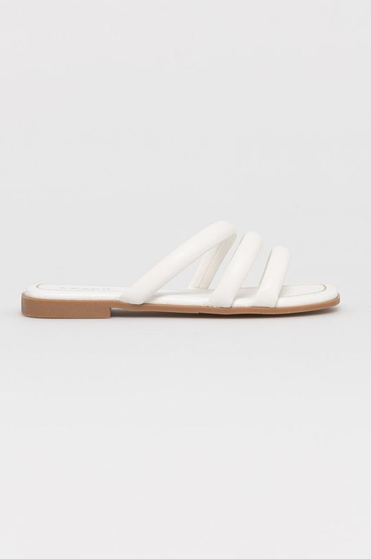 biały Answear Lab - Klapki Erynn Damski