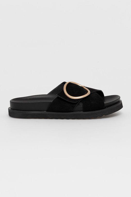 negru Answear Lab - Papuci Joalice De femei