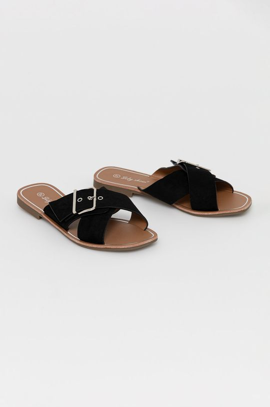 Answear Lab - Klapki Lily Shoes czarny