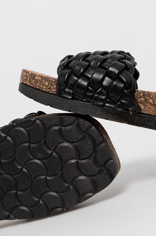 Answear Lab - Pantofle Sweet Shoes  Svršek: Umělá hmota Vnitřek: Umělá hmota, Textilní materiál Podrážka: Umělá hmota