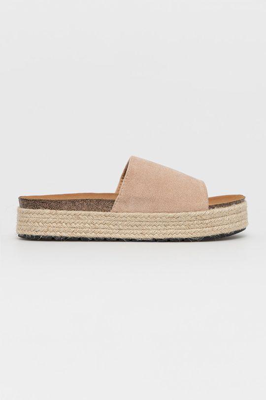 cielisty Answear Lab - Klapki Sweet Shoes Damski