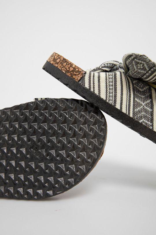 Answear Lab - Klapki Melissa Cholewka: Materiał tekstylny, Wnętrze: Materiał tekstylny, Podeszwa: Materiał syntetyczny