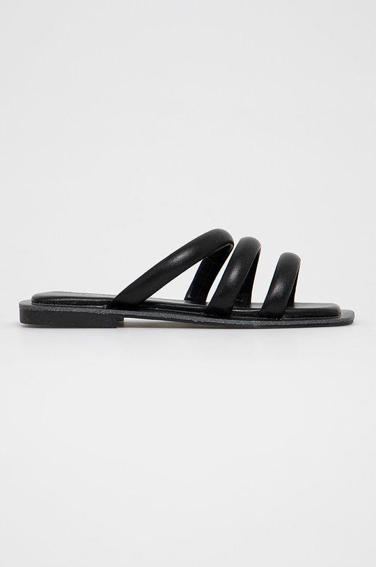 czarny Answear Lab - Klapki Marquiz Damski