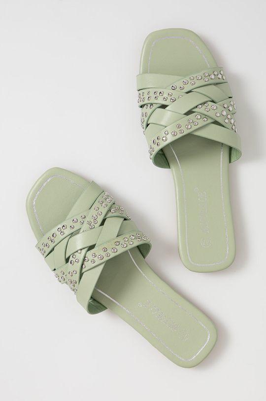 Answear Lab - Pantofle mátová