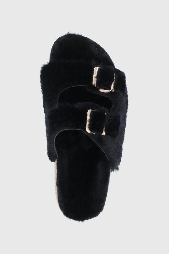 czarny Answear Lab - Kapcie