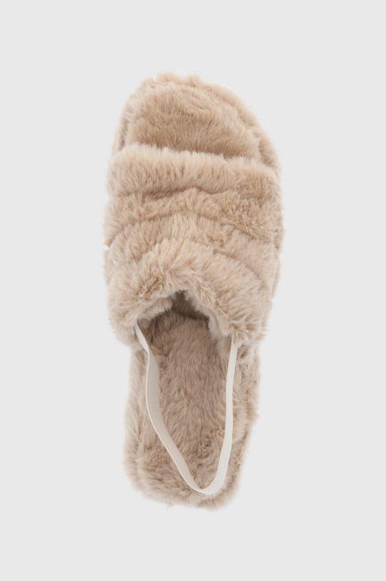 béžová Answear Lab - Pantofle