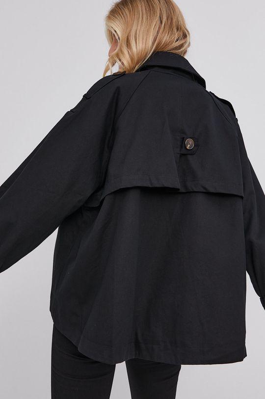 Answear Lab - Płaszcz 90 % Bawełna, 10 % Poliester