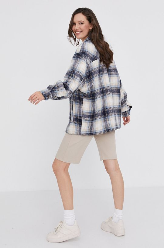 Answear Lab - Bunda  50% Bavlna, 50% Polyester