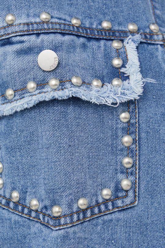 Kurtka jeansowa answear.LAB X kolekcja limitowana GIRL POWER Damski