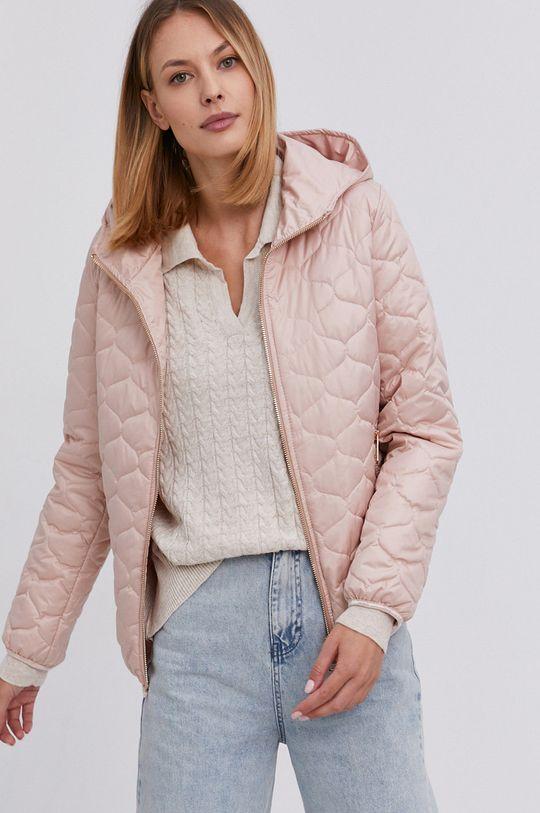 roz pastelat Answear Lab - Geaca De femei