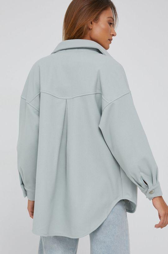 Answear Lab - Košile se směsi vlny  50% Akryl, 30% Bavlna, 20% Vlna