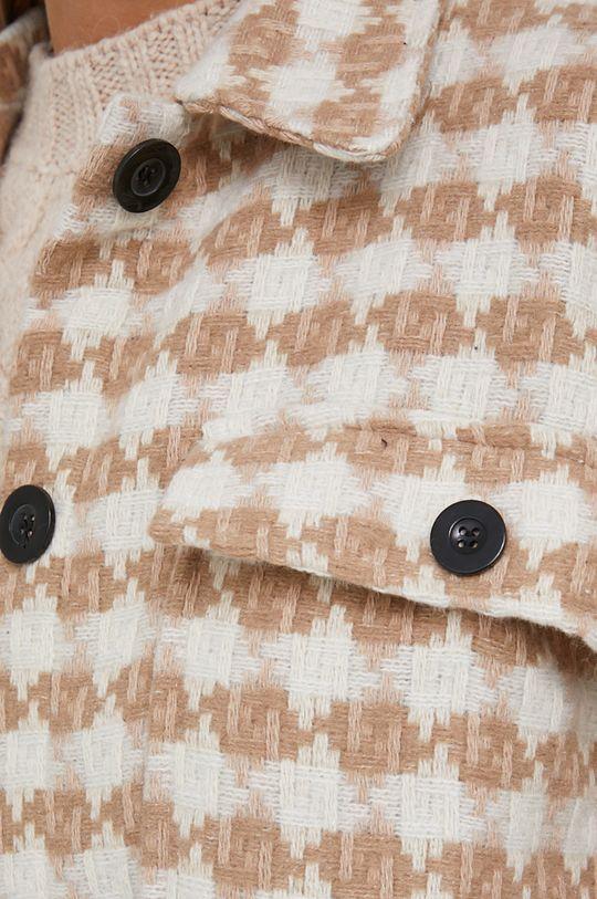Answear Lab - Košile se směsi vlny