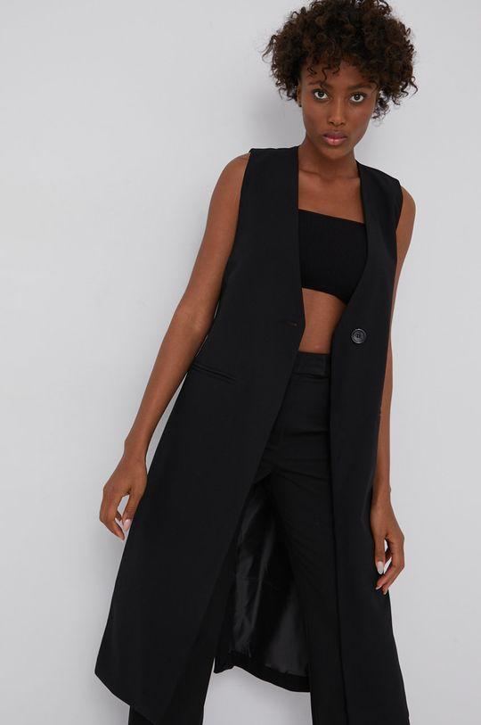 negru Answear Lab - Vesta De femei