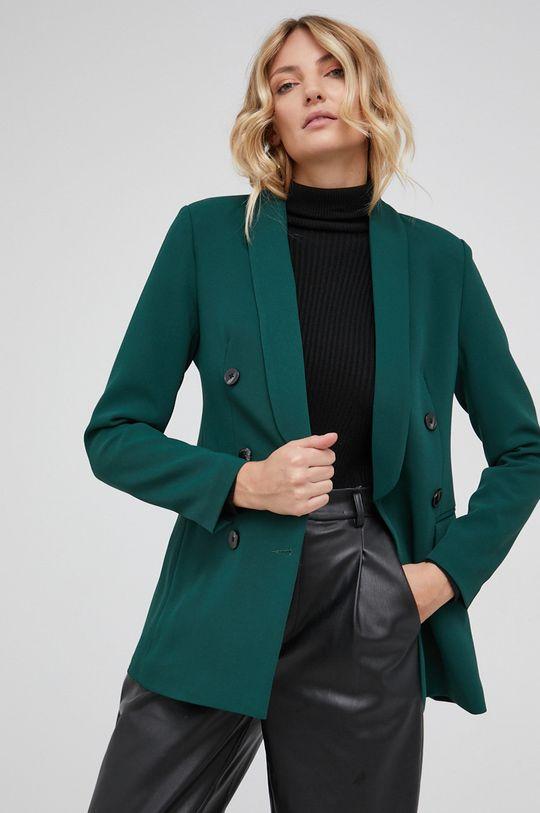 zielony Answear Lab - Marynarka Damski